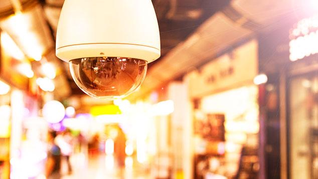 CCTV domos fijos